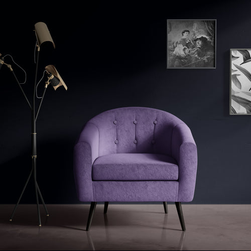Lilac Occasional Chair
