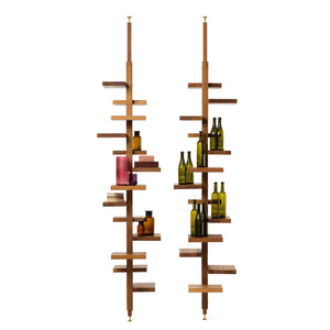 Adelaide Shelf in Wood by Mogg