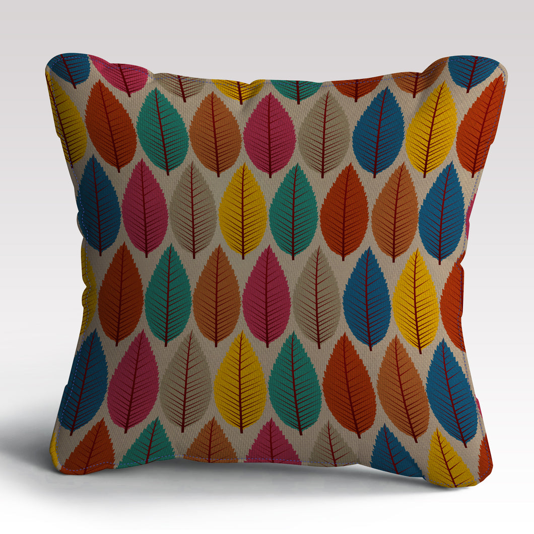 Scandi Print Cushion