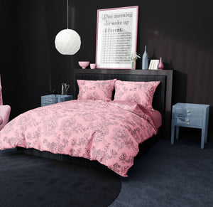 Inconduite Sexualle Bedding in Pink