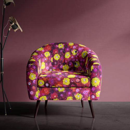 Bring Me Sunshine Chair by Susie Hall