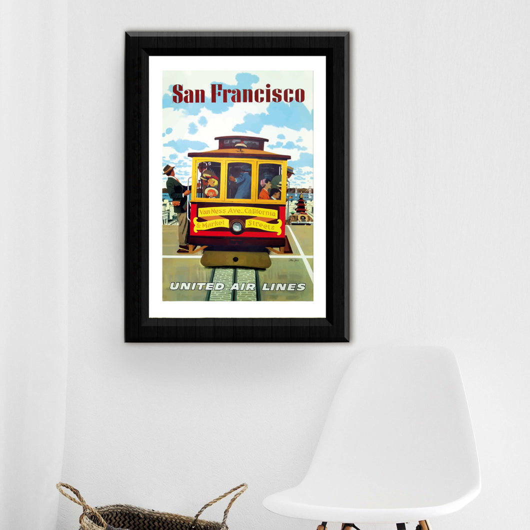 San Francisco United Airlines (Tramway)
