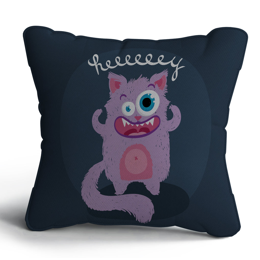 Hey Print Cushion
