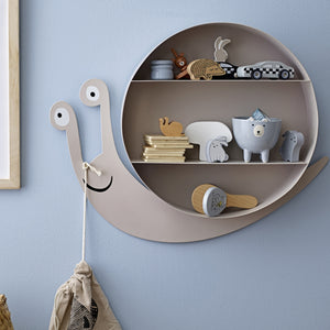 Snail Shelf