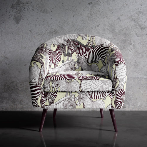 Zebra Occasional Chair