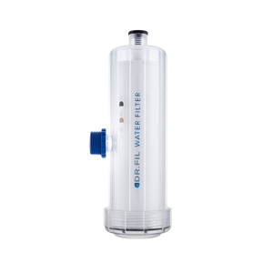 Dr.Fil Water Filter Main Body + Filter Cartridges x1 (Without Connection Pipe & Adaptor)