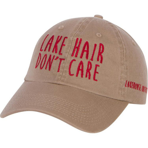 Mocha Lake Hair Don't Care Hat