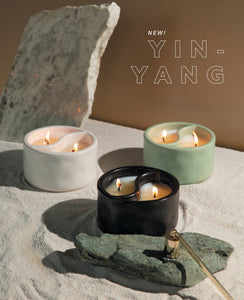 Yin 11 oz Candle