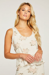 Roses Lace Tank