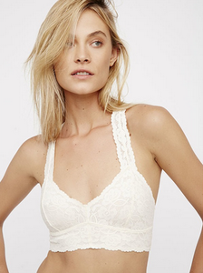 The Lacey Galloon Bralette