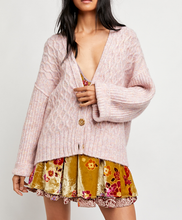 Load image into Gallery viewer, Molly Cable Cardi