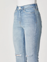 Load image into Gallery viewer, Holly Straight Denim