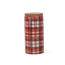 Load image into Gallery viewer, Tartan Candle
