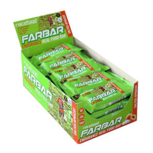 Racefood FARbar: Salted Apricot – Pack of 20