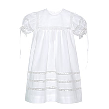 Load image into Gallery viewer, Lullaby Set Heirloom Elle Dress- White