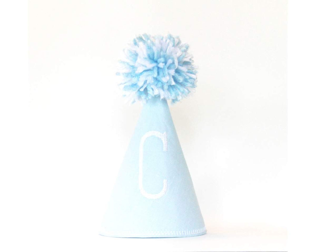 Classic Pom Party Hat