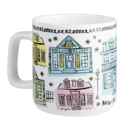 Creole Cottages Mug