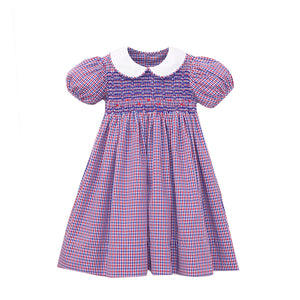 Lullaby Set Royal Kelli Dress
