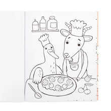 Load image into Gallery viewer, Little Farm Friends Coloring Book