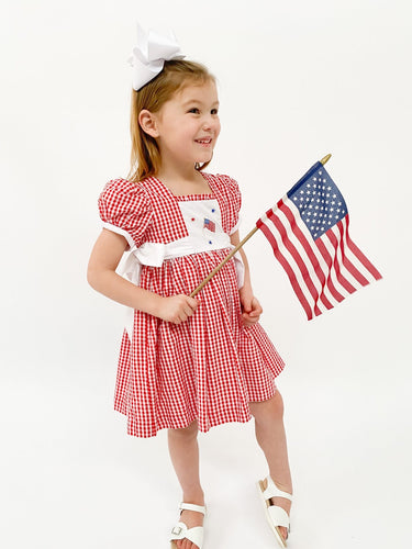 Little Patriot Dress