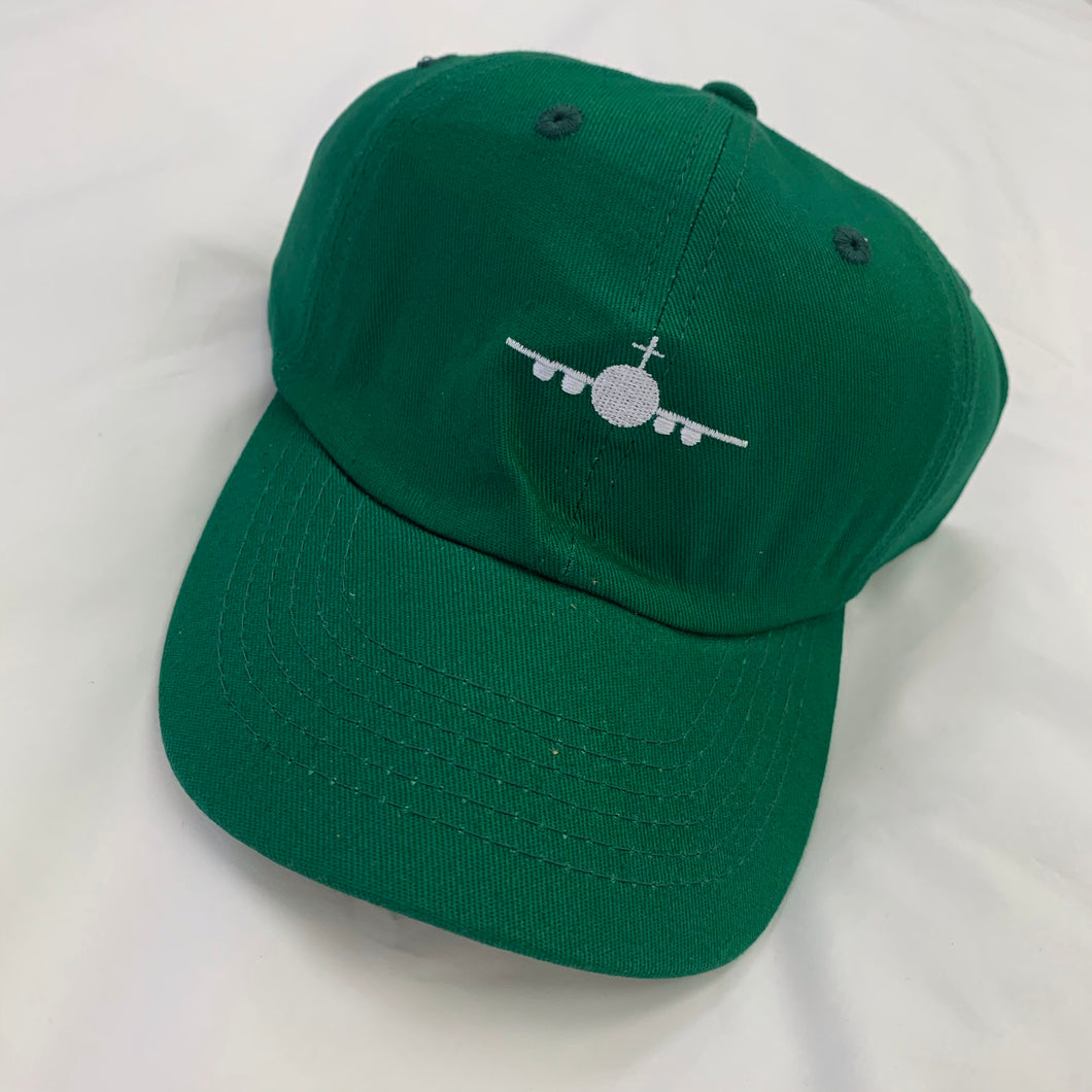 Jetson Cubbington Green Hat