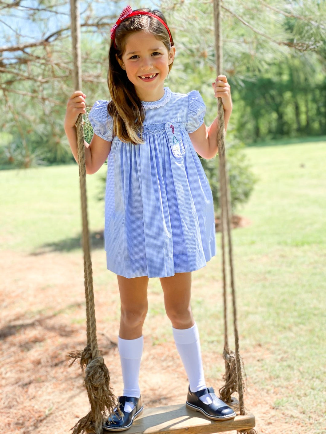 Grace and James Kids Special Celebrations Tab Dress