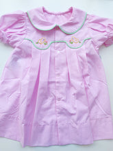 Load image into Gallery viewer, Baby Sen Pink Little Chicks Dress