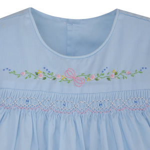 Remember Nguyen Blue Wren Dress