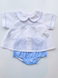 Baby Sen Car Diaper Set