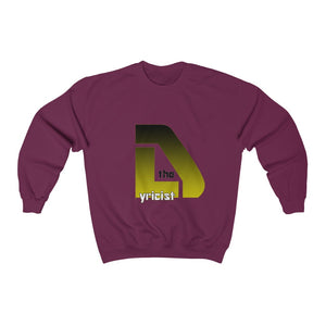 D The Lyricist - Unisex Heavy Blend™ Crewneck Sweatshirt