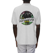 Load image into Gallery viewer, AK RhymeFest Live - Men's STAFF Polo Shirt