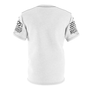 3301 Music Group Trophy Emblem : Unisex AOP Cut & Sew Tee