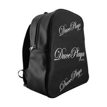 Load image into Gallery viewer, DucePlaya Music (Script) - School Backpack