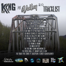 "Load image into Gallery viewer, ""King of The Valley 2.0"" (The Album) by D The Lyricist"