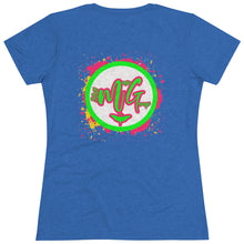 Load image into Gallery viewer, 3301 Paint Splash - Women's Triblend Tee