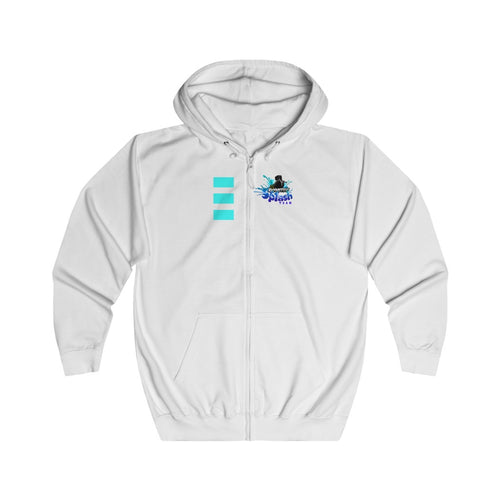 AK RhymeFest - Splash Team - Unisex Full Zip Hoodie (2)