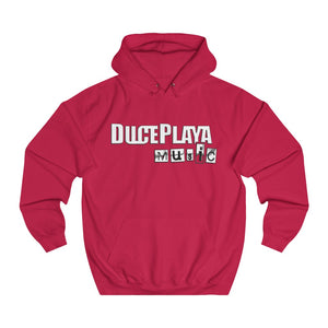 DUCEPLAYA MUSIC : (Color of Your Choice) Unisex College Hoodie