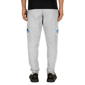 RhymeFest Splash Team - Black or Grey - Unisex Joggers