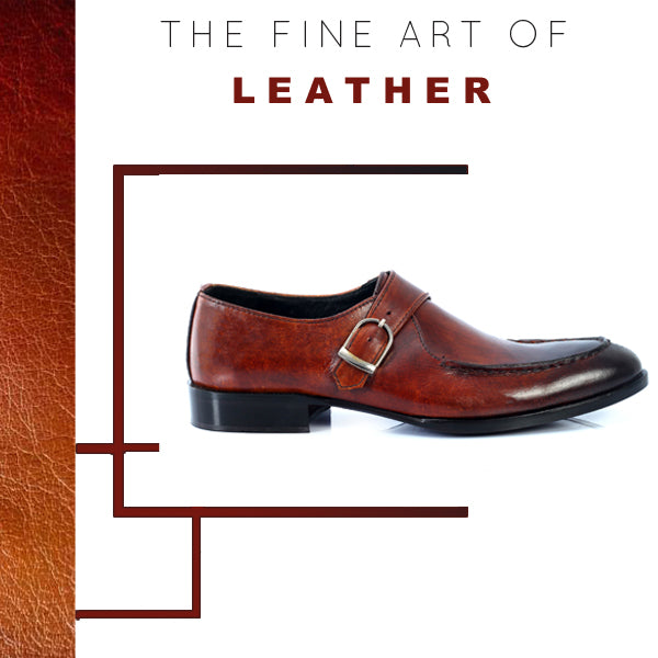 "A Shoe Store"" which is born out of pure passion for leather."