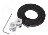 GT2 Timing Belt and Pulleys Pack