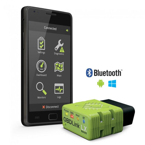 OBDLink LX Bluetooth Scan Tool