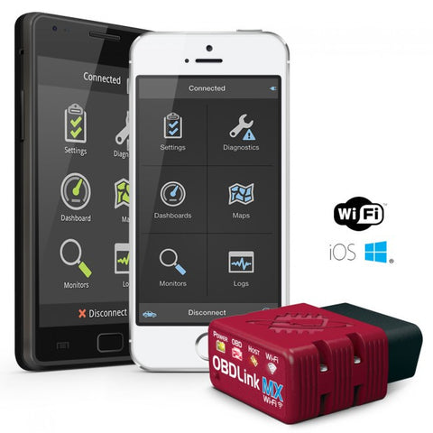 OBDLink MX WiFi Scan Tool