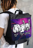 Drum and Bass Lions Rucksack