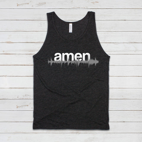 Amen wav file Tank Top
