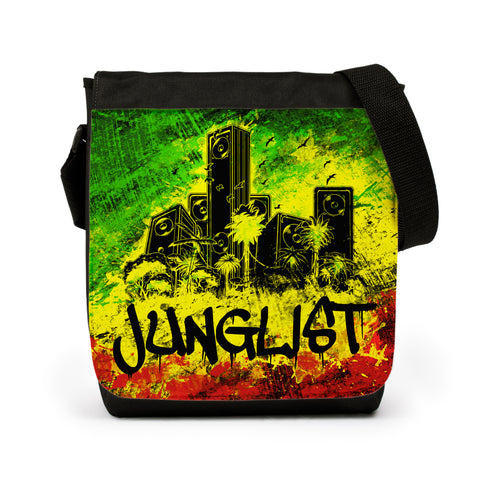 Junglist Sound System Reporter Tablet Bag