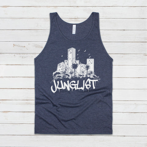 Junglist Sound System Tank Top