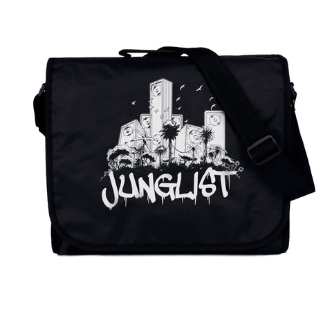 Junglist Sound System Record Bag