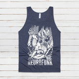 Neurofunk Alien Tank Top