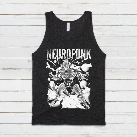 Neurofunk Robot Tank Top