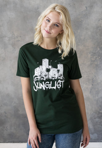 Junglist Sound System Women's T Shirt